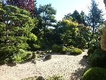 Le jardin Zen d'Erik BORJA